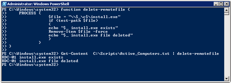 Understanding Streams, Redirection, and Write-Host in PowerShell